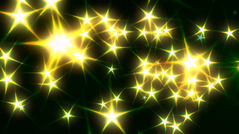 Rock Star Lights Motion Background - 4 Animation