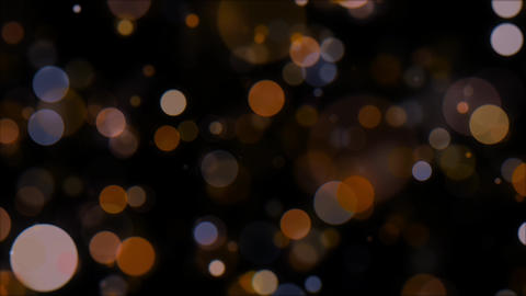 Mov178 particle circle glitter loop 06 CG動画