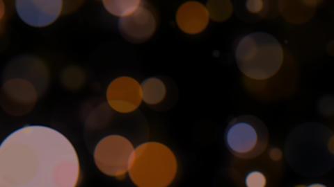 Mov178 particle circle glitter loop 08 CG動画