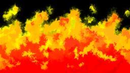 Mov180 Cartoon Fire Loop Alpha 1