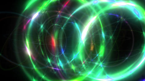 rainbow Ring loop background animation Animation
