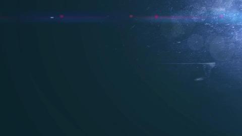 Flickering light glare on black background HD 1080 Footage
