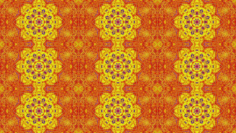 Vibrant trendy geometrical cyberpunk holographic pattern Footage
