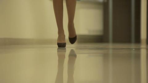 women step 02 Footage