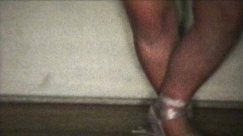 Ballet Dancer 1958 Vintage 8mm film Stock Video Footage