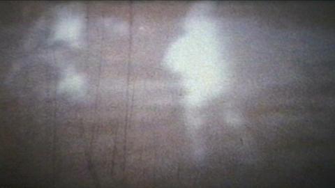 Moon Walk 1969 Vintage 8mm film Stock Video Footage