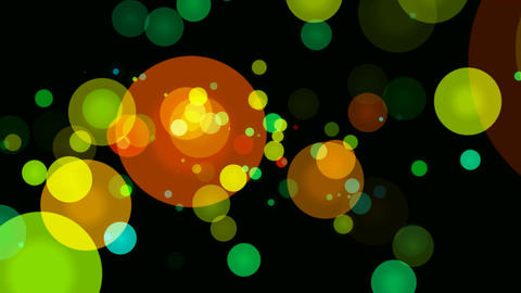 color burst Stock Video Footage