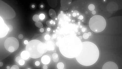 white blur Animation