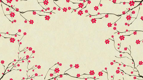 Cherry Blossoming 2 Animation
