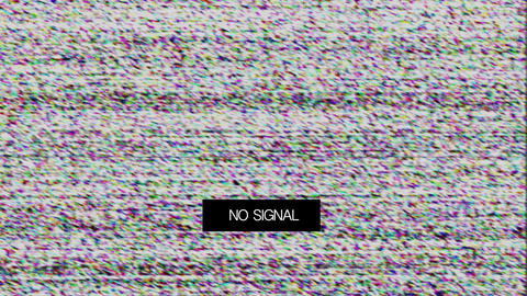 Loss Signal Noise 8 Animation