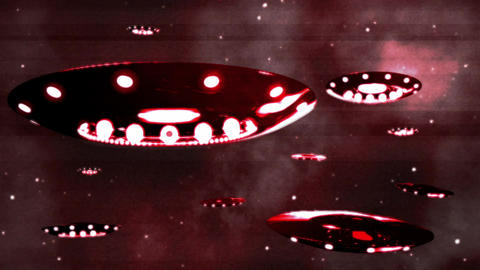 Ufo Invasion 3 Animation