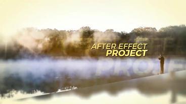Beautiful Slideshow After Effectsテンプレート
