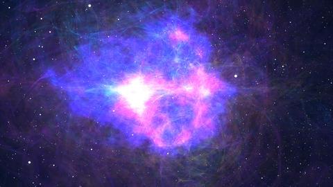 Galaxy Milky Way Animation