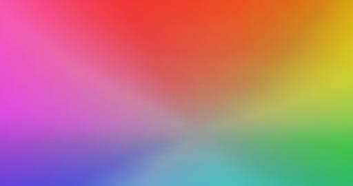 Gradient Abstract Background Looping as Modern Pattern Footage