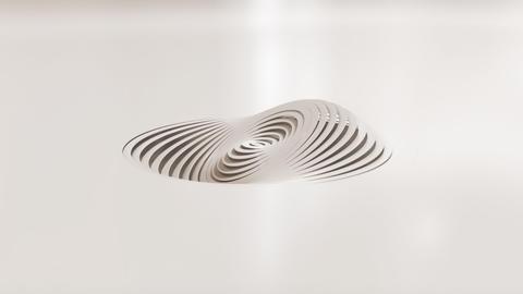 Flipping Rings Social Logo モーショングラフィックステンプレート