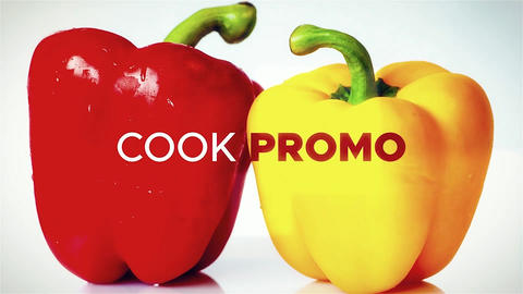 Cook Promo After Effects Template