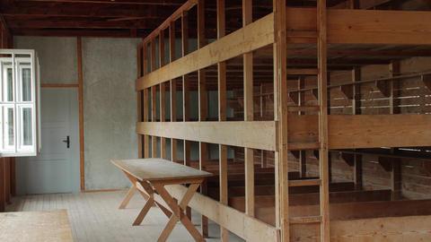Inside Barrack Concentration Camp Live Action