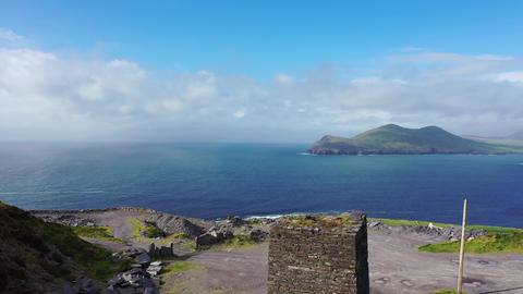 Old Slate Quarry, Valentia Island, Ireland, Live Action