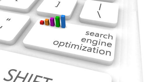 Search Engine Optimization Animation