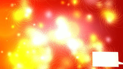 14 3d animated abstract background with sticker Animation