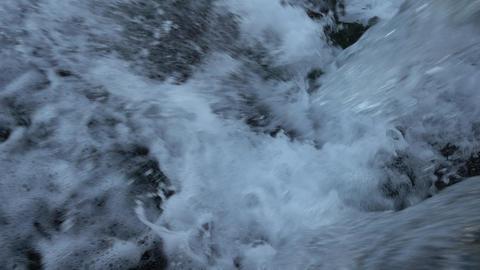 Water And Foam Background Video ライブ動画
