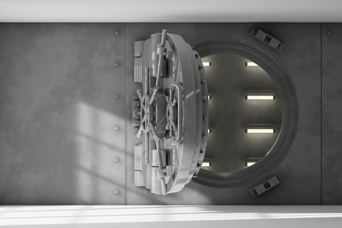 Vault interior Fotografía