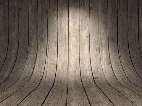 Curved wood Photo