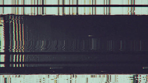VHS Glitch Backgrounds