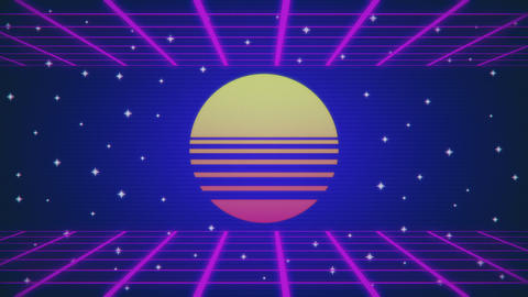 Old 80s Backgrounds