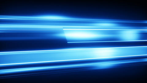 Blue light streaks loopable modern background Animation