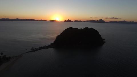El Nido Las Cabanas Beach (Sunset 2) ビデオ