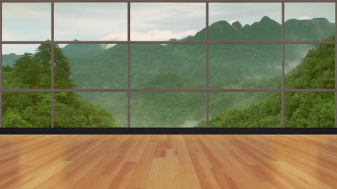 News TV Studio Set 198 - Virtual Background Loop Footage