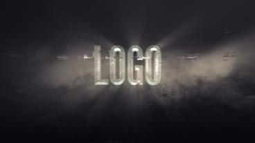 Smoke Logo Reveal Opener After Effects Template