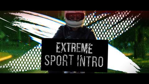 Extreme sport intro Premiere Pro Template