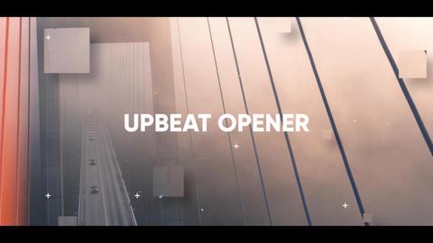 Upbeat Opener Premiere Proテンプレート