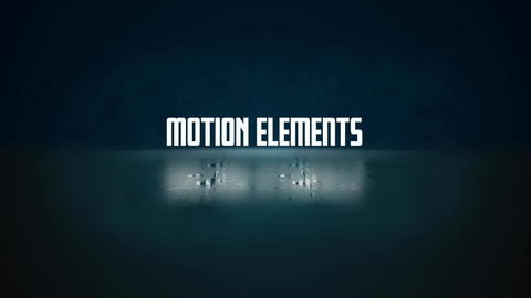 【プラグイン不要】テキスト/ロゴの変更、数の変更自由自在 グリッジタイトル Glitch After Effectsテンプレート