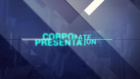 Corporate Multibrand Package After Effects Template