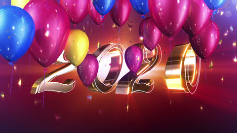 New Year 2020 New Year Animation Animation