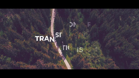 Transitions Premiere Proエフェクトプリセット
