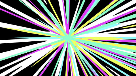Mov189 Cartoon Effect Line Loop 0