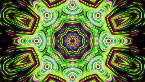 Swirls Kaleida04 Animation