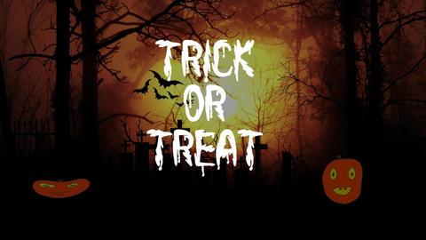 Halloween Elements Premiere Proテンプレート