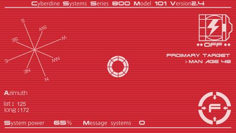 ターミネーター Vision(T800) After Effectsテンプレート