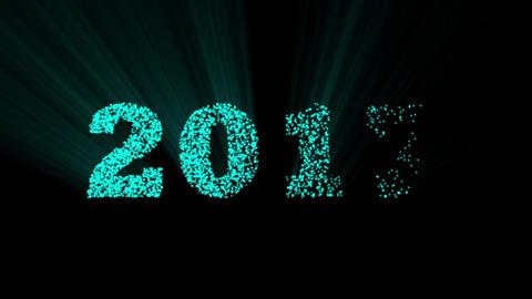 2017blue Animation