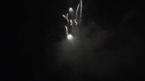 Fireworks - Slow Motion 0