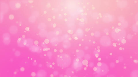 Romantic pink glowing background GIF