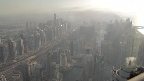 Skyscrapers Dubai Marina