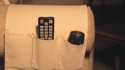 Remote control Filmmaterial