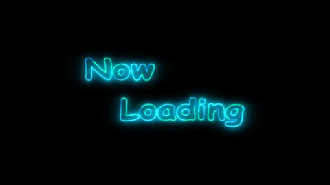 NowLoading Animation