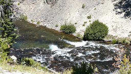 Middle Fork San Joaquin River Footage